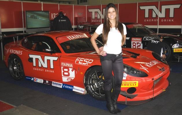 Ginetta <br>Lançamento de Carros na GT3